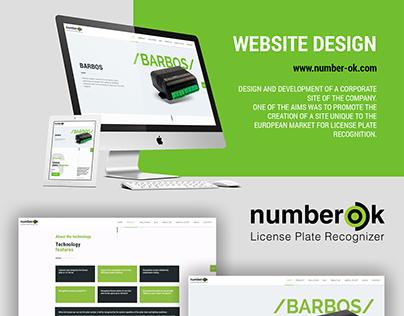 Number-ok Website Design