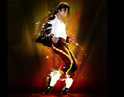 Michael Jackson Illustrations