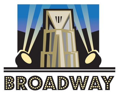 Broadway in Naperville Logo