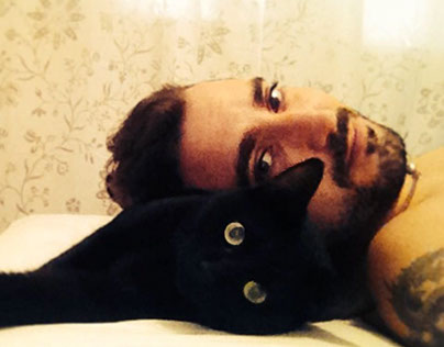 My black cat obsession