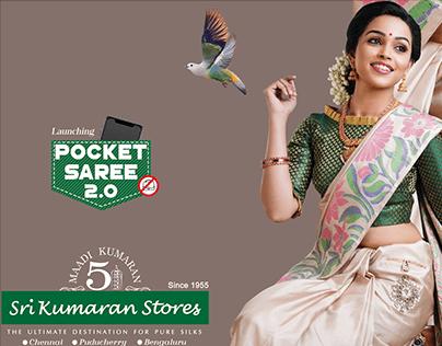 Sri Kumaran stores - Print and Web - Ad campaign