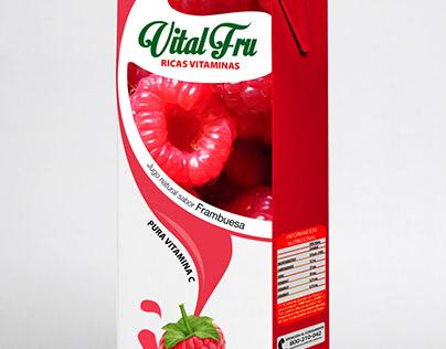 VitalFru Caja