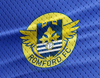 Romford FC Rebrand