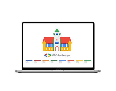 GDG Zamboanga Visual Asset