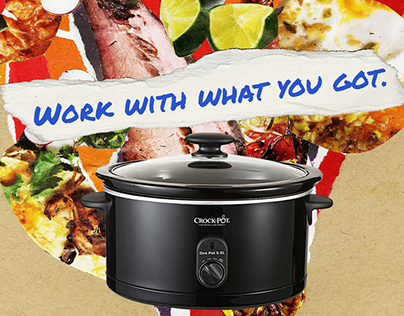"""Work With What You Got"" Crock Pot"