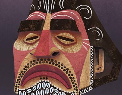 Mask Portraits