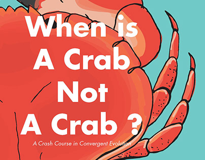 When is a Crab Not a Crab? Informational Pamphlet