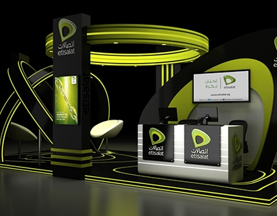 Etisalat Booth