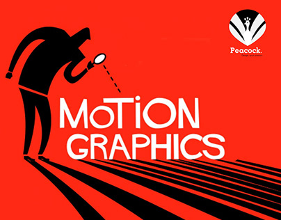 Motion graphics, Peacock INC