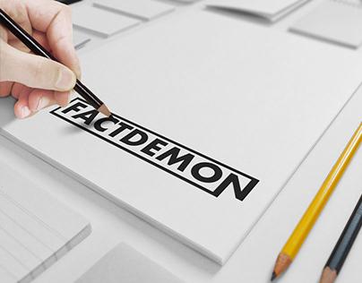 Factdemon Official Logo