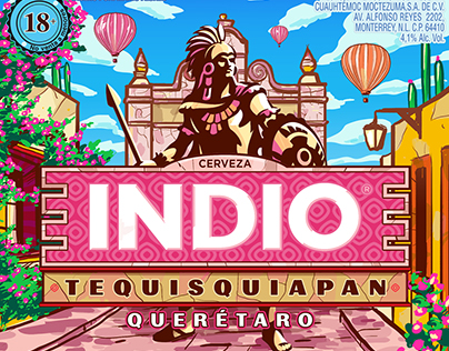 Barrios Indio Región Centro