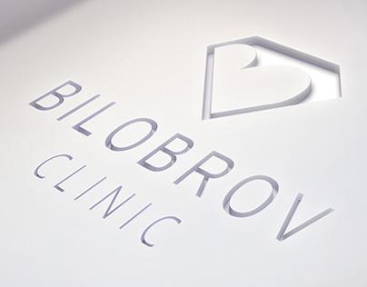BILOBROV CLINIC BRAND IDENTITY