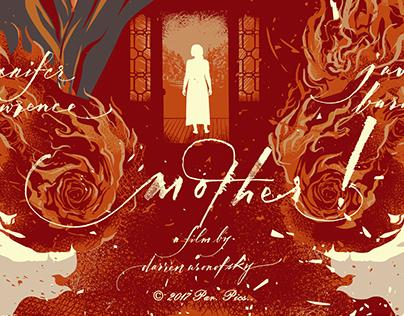 Mother! Alternative Poster