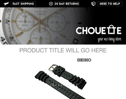 Chouette - Timepiece Design | Studio8ight