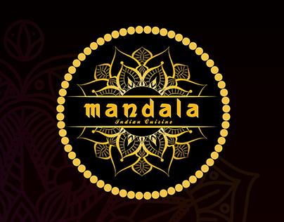 Mobile UI Design for Mandala