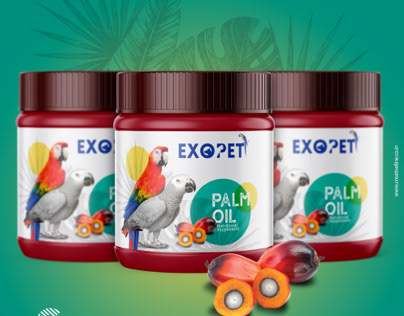Packaging Design for Palm Oil