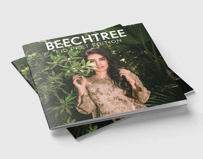 Beechtree : Catalogue Design
