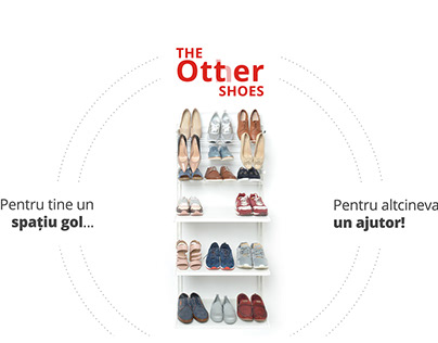 The Otter Shoes Campaign