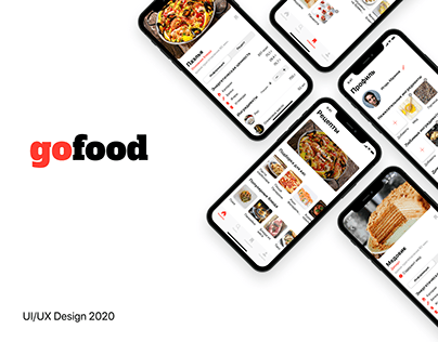GoFood - Food recognition app