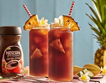 Nescafe Classic- Global recipe campaign