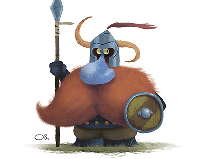 ⚔️ Guardian Dwarf ⚔️