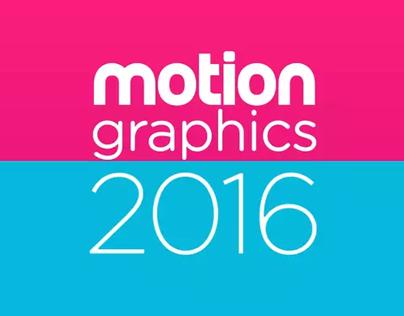 Mompozt Motion Graphics Reel 2016