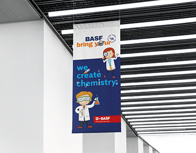 BASF bring your kid day 2018
