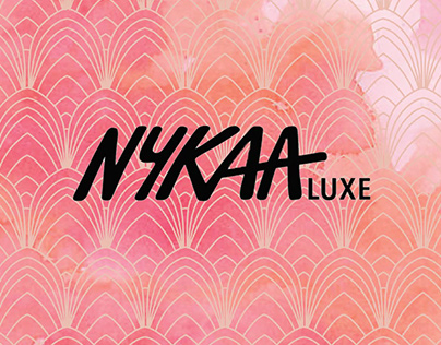 App Prototype for Nykaa store