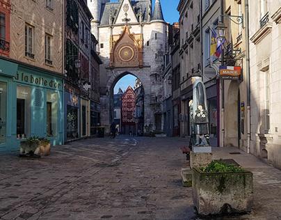 Réaménagement de la Mairie annexe d'Auxerre