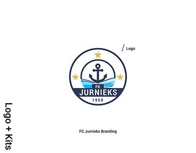 FC Jurnieks - Logo + Kits