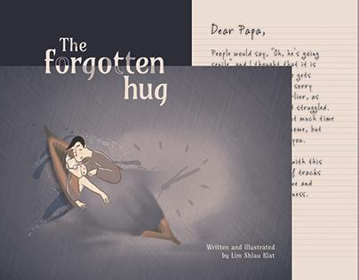 Illustration | The forgotten hug
