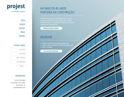 Projest Website