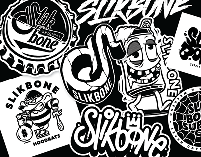 Slikbone Graphic Development Pt.1