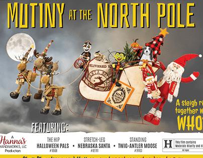 Mutiny at the North Pole Ad