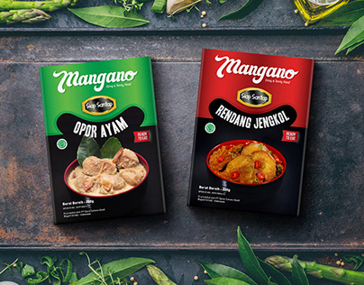 Mangano Rebranding
