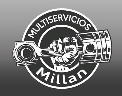 Logo - Multiservicios Millán