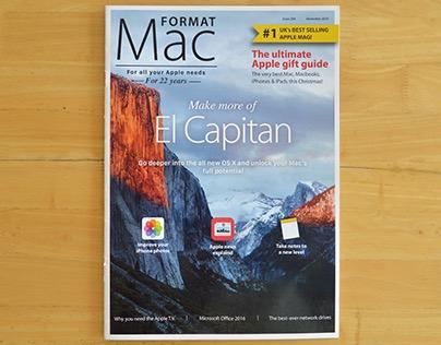 MacFormat – Publication Design