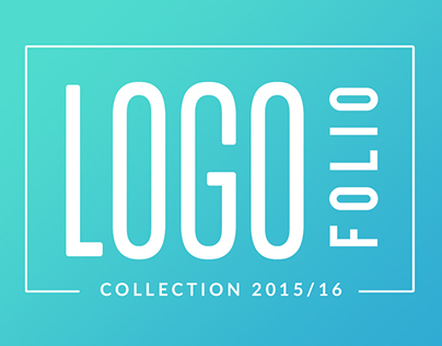 Logofolio - collection 2015/16