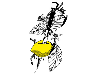 Lemon Knife - ZEST