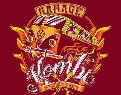 Garage Kombi - Food Truck