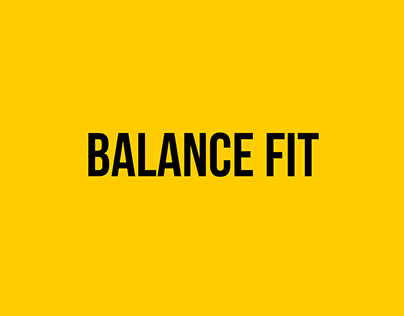 Balance Fit