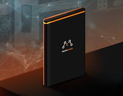 Meshcard - Concept, Branding, UX/UI
