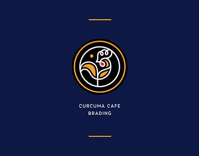 Curcuma Cafe — Identity