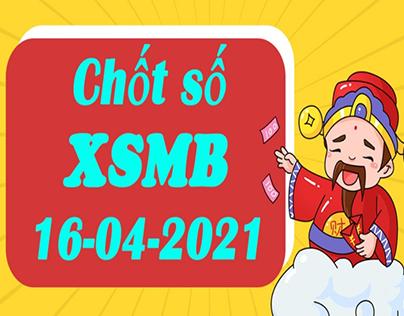 Dự đoán KQXSMB bữa thứ 6 ngày 16/4/2021 chốt nhanh