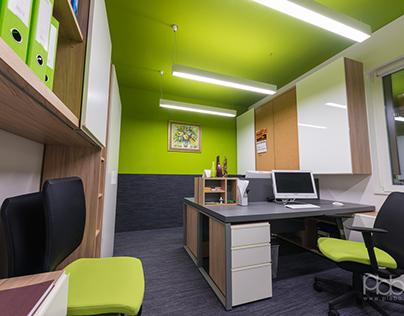 Law Office - Interior