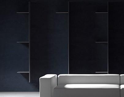 3d model of Arflex Live sofa