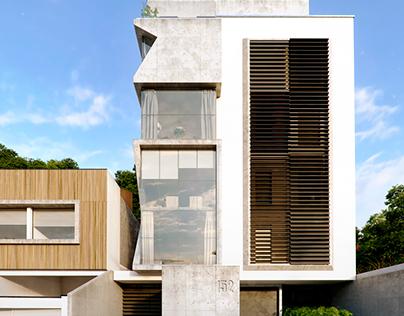 (CGI) Ed Santos by Casa Ton Architecture