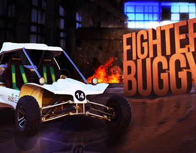 Fighter Buggy Manipulation video