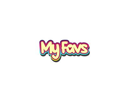 MyFavs - App Logo
