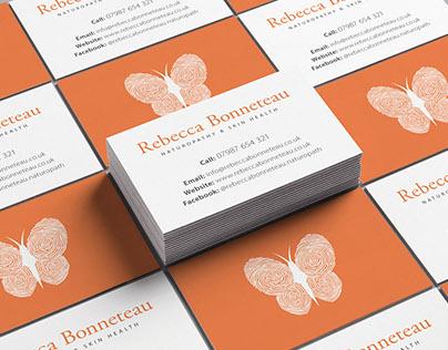 Rebecca Bonneteau Naturopathy - Brand Identity